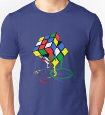 Cubic Meltdown. T-Shirt