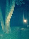 Eerie Jersey Devil Night by makarmusic