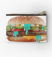 Trippy Burger Studio Pouch
