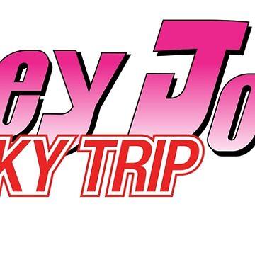 Joey Jojo's Wacky Trip Logo by JoeyJojosWkyTrp