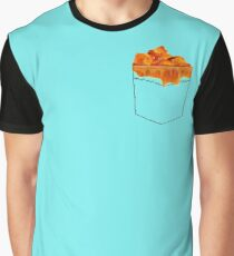 What's in the Pocketolli Graphic T-Shirt