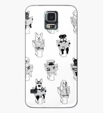 Morning Constitutional Case/Skin for Samsung Galaxy