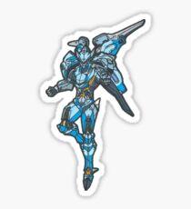Pharah Hero Sticker Sticker