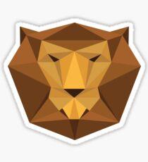 'Hear Me Roar!' - House Lannister Sigil Sticker