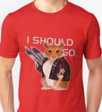 Space Hamster Mass Effect T-Shirt