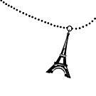 Paris Eiffel Tower by Syac Studio