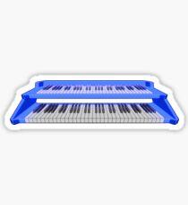 Cosmic Keyboard Sticker