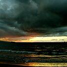 maui sunset by clphotos