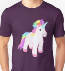 Rainbow Baby Unicorn Unisex T-Shirt
