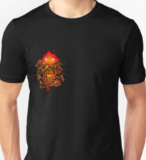 Pocket Calcifer Unisex T-Shirt