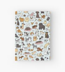 Doggy Doodle Hardcover Journal