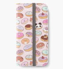Mmm .. Donuts! iPhone Flip-Case/Hülle/Klebefolie