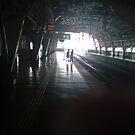 Metro Station by scorpionscounty