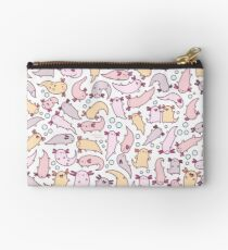 Adorable Axolotls Studio Pouch