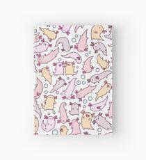 Adorable Axolotls Hardcover Journal
