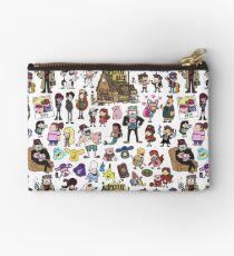 Cute Gravity Falls Doodle Studio Pouch