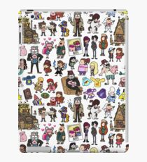 Cute Gravity Falls Doodle iPad Case/Skin