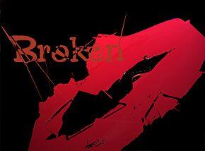 Broken Kiss by wingtip