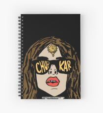 Chup Kar  Spiral Notebook