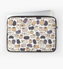 Pug Life Doodle Laptop Sleeve