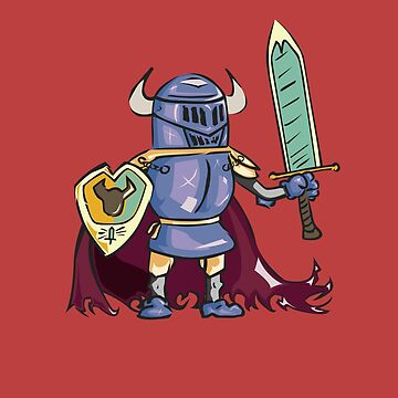 Bull Knight by swifthawk88