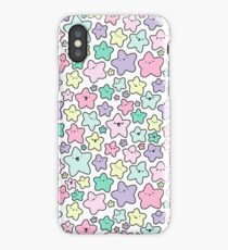 Pastel KiraKira Stars iPhone Case/Skin
