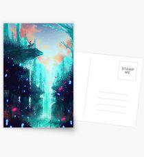 Mononoke Forest Postcards
