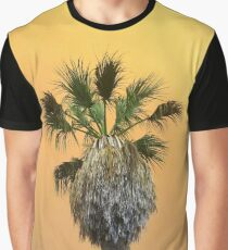 Peachy Palm Graphic T-Shirt