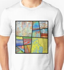 Urban Colours 6 Unisex T-Shirt