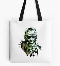 Metal Gear Solid Tote Bag