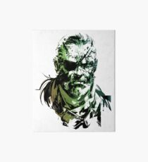 Metal Gear Solid Art Board