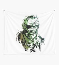 Metal Gear Solid Wall Tapestry