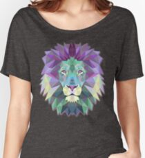 Lion triangles Women's Relaxed Fit T-Shirt