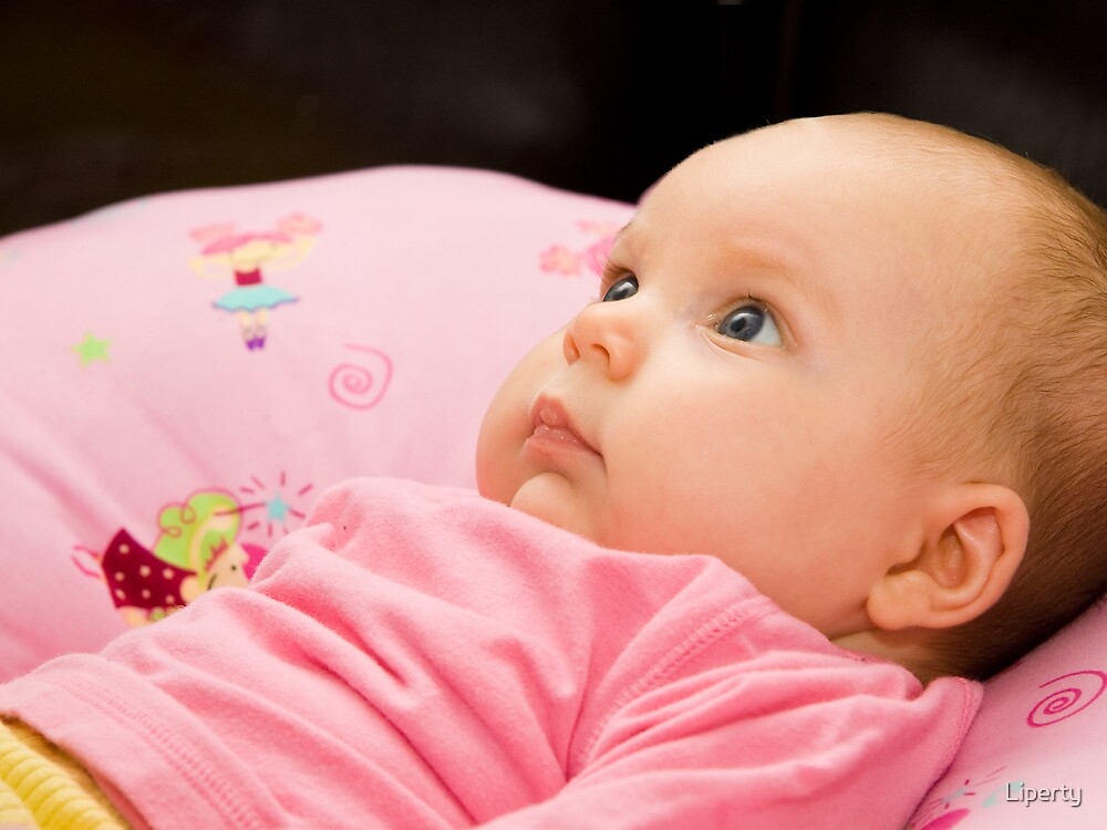 My baby girl by Liperty