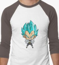 Vegeta God Blue Chibi T-Shirt