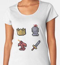 Camiseta premium para mujer Medieval