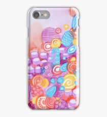 The Candy Sea  iPhone Case/Skin