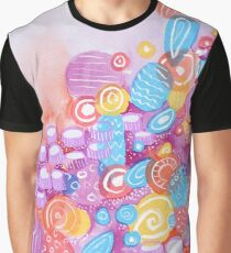 The Candy Sea  Graphic T-Shirt