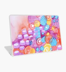 The Candy Sea  Laptop Skin