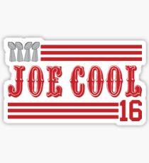 """Joe Cool"" Sticker"