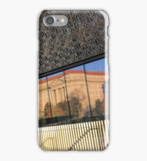 Light And Reflections At The African American History And Culture Museum iPhone Case/Skin