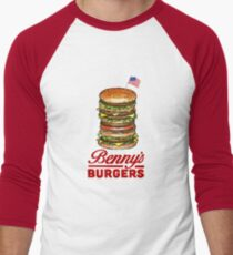The Original Benny's Burgers - ELEVEN - stranger things T-Shirt