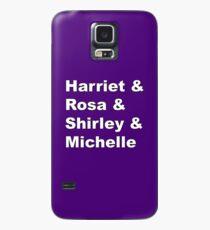 Harriet & Rosa & Shirley & Michelle Case/Skin for Samsung Galaxy