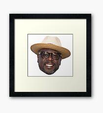 Cedric the Entertainer Framed Print