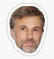 Christoph Waltz Sticker