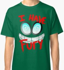 I Have Fury! - Fawful  Classic T-Shirt