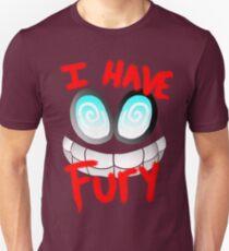 I Have Fury! - Fawful  Unisex T-Shirt