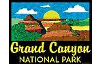 GRAND CANYON NATIONAL PARK ARIZONA VINTAGE STYLE  by MyHandmadeSigns