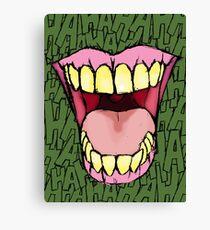 A Killer Joke #2 Canvas Print
