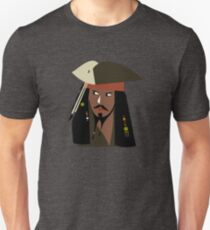 PIRATES IN THE WATER Unisex T-Shirt